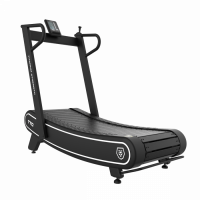 Titanium Strength TTC Curved Treadmill