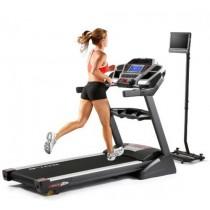 La sole Fitness  con soporte TV