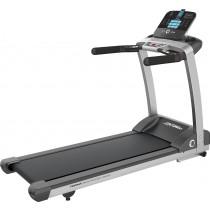 Cinta de correr T3 de Life Fitness con consola GO