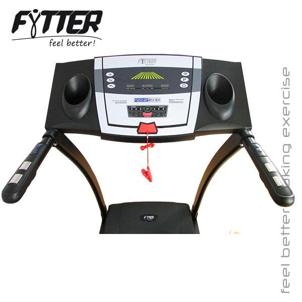 Consola de la cinta de correr Fytter Runner RU 3X