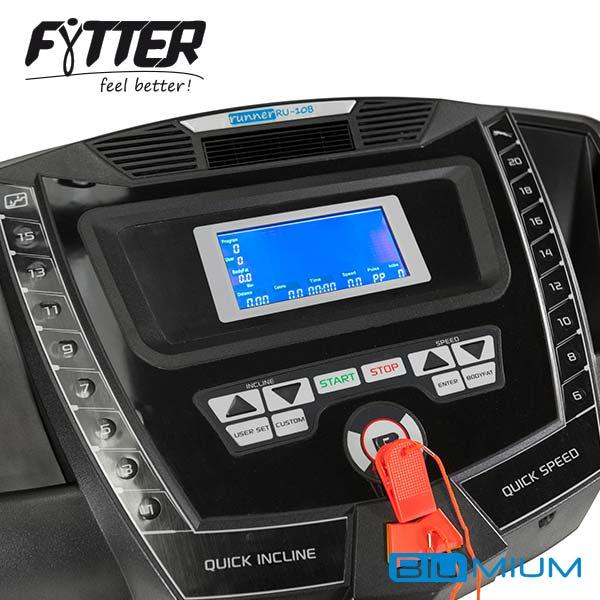 Consola de la Fytter Runner RU-10B