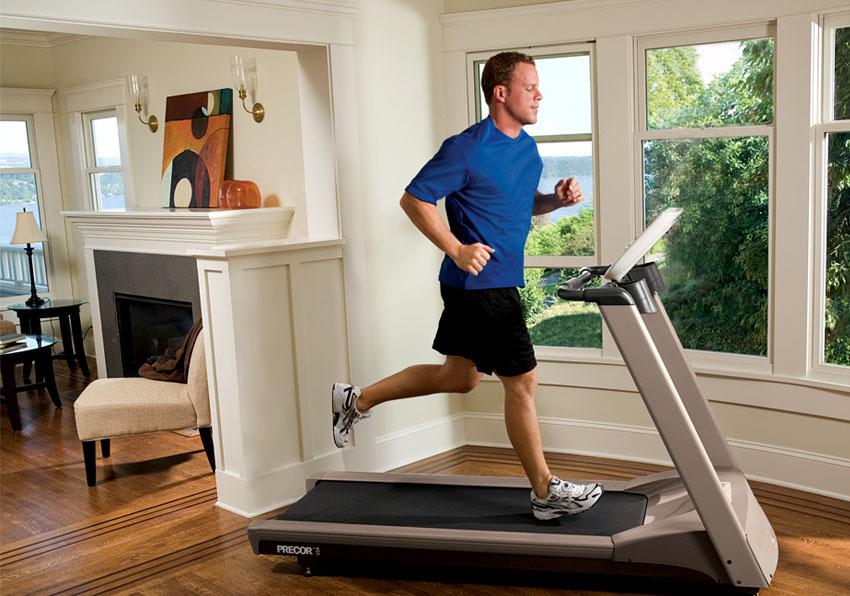 Calentamiento cinta de correr
