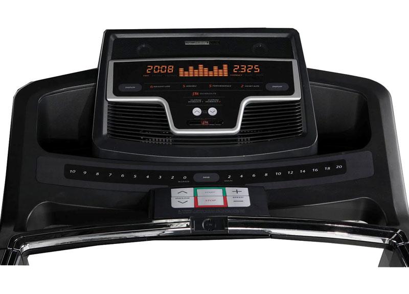 Consola NordicTrack T9