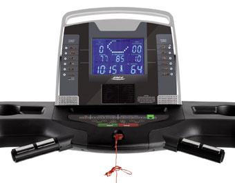 Consola LCD de la cinta de correr BH Fitness G4