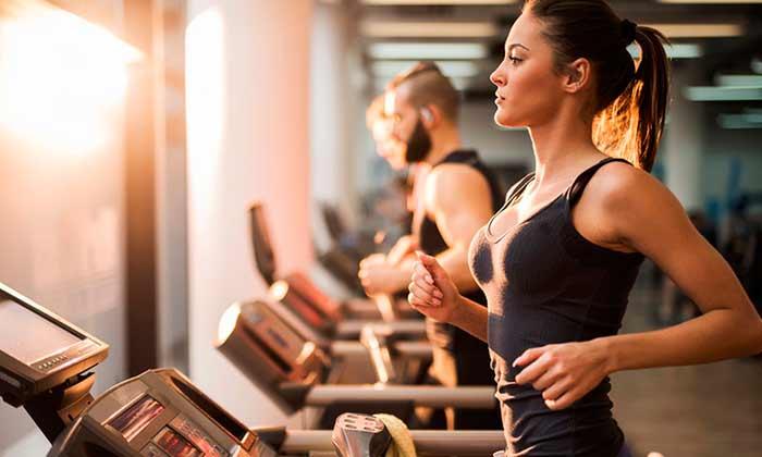 mejorar el rendimiento en la cinta de correr