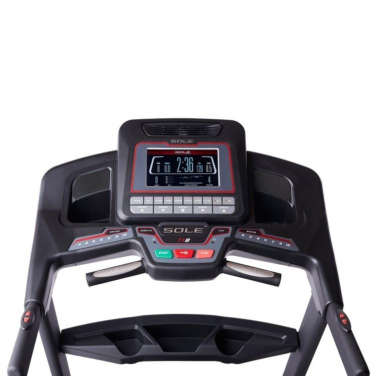 Consola Sole Fitness TT8 2016